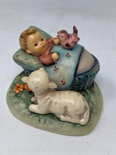 "Hummel Figurine ""The Guardian"" with Box"