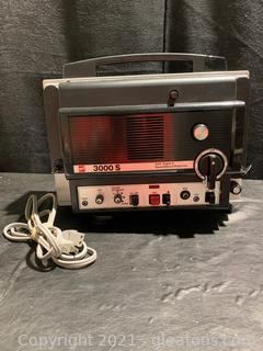 GAF 3000S, Super 8 Movie Projector
