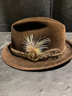 Stetson Fedora Hat, The Sovereign