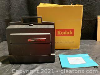 Kodak Instamatic M70 Movie Projector