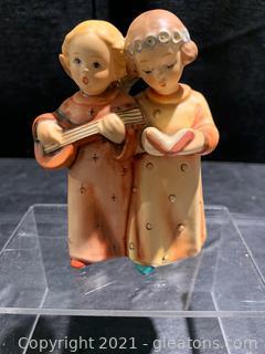 """Hummel Figurine """"Angelic Song"""" #144"""