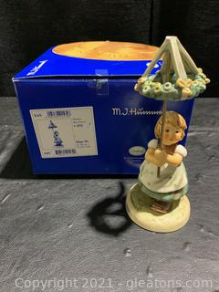 "Hummel Figurine ""May Dance"" #791"