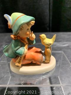 "Hummel Figurine ""Singing Lessons"" #63"