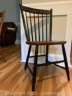 Hitchcock Brand Spindle Chair A