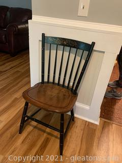 Hitchcock Brand Spindle Chair B