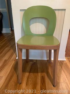 Mid Century Modern Hussl Chair
