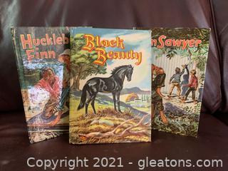 1955 Whitman Publishing Co. Children's Books
