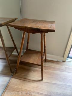 Old Farmhouse Accent Table