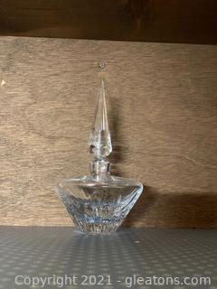 Glass Perfume Decanter