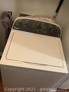 Whirlpool Washing Machine - Works