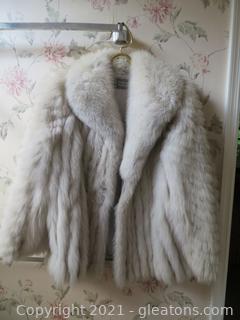 Superb Quality Ranched Fox Fur
