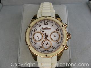 Ladies Omikron Chronograph Watch