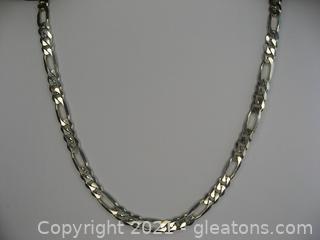 Nice Figaro Link Chain