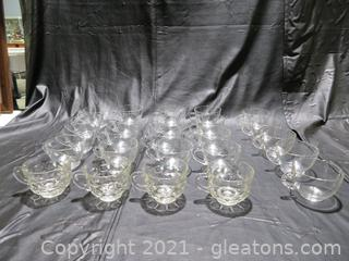25 Punch Cups