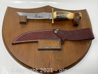 Case XX 1985 Kodiak Hunter
