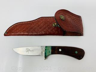 Case XX Sheath Arapaho Indian Knife