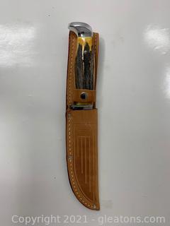Case XX 523-5 1965-1980 Hunting Knife