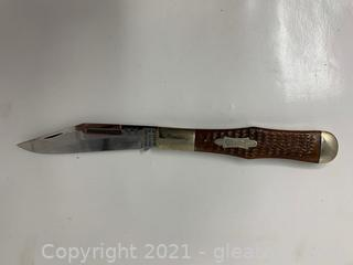 Case XX Classic Coke Bottle Folding Knife