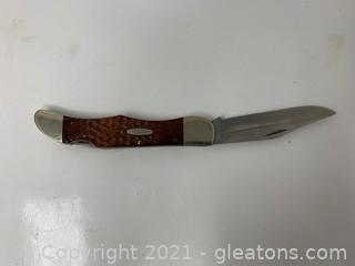 Case XX Folding Hunter Knife