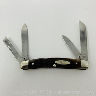 Case XX 4 Blade Congress Knife