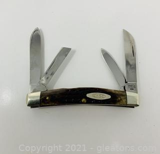 Case XX 64052 Medium Congress Knife