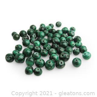 Malachite Beads (Loose)