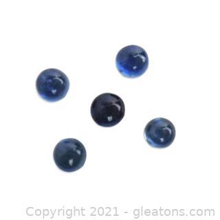 Parcel of Loose Genuine Sapphires