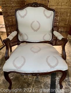 Stylish Louis XV Arm Chair
