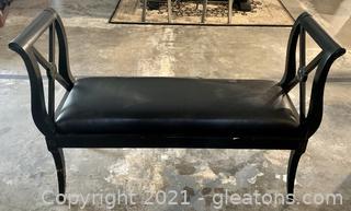 Ebony Double Room Bench