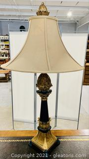 Magnificent Pineapple Tall Table Lamp