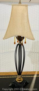 """Refined 33""""H Table Lamp"""