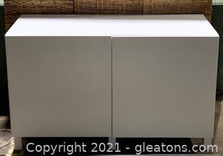 Ikea Besta Sideboard