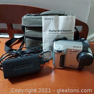 Late 1990's Sony Digital FD Mavica Still Camera