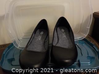 New Pair of Black Dr.Scholls Memory Foam Cool Fit Shoes