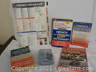 Bonjour ! 5pc Lot to Help You Speak French