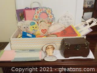 Giftwrap and Small Gift Assortment