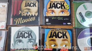 You Don't Know Jack CD Party Game and More