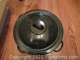 Double Boiler Stock Pot