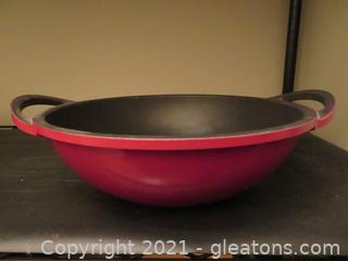 Nordic Ware Red Bowl