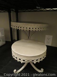 Two Cake Stands