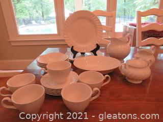 Set of Johnson Brothers Dishware