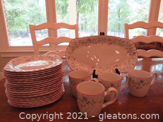 Beautiful Johnson Brothers Fine English Tableware