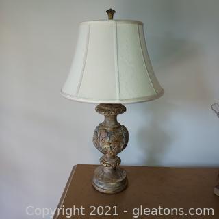 Stunning Fine Arts Lamps European Crossroads 3 Way Table Lamp