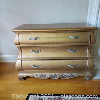 Gorgeous Bombay Style 3 Drawer Chest
