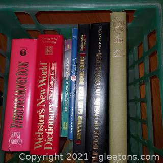 Informational Reading – 7 Titles Crate Included