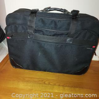 Member's Only Rolling Suitcase