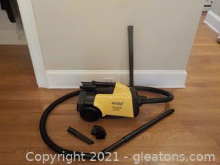 Eureka Mighty Mite Vacuum Cleaner with Attachments and Guidebook