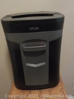 Ativa 10MC02 Shredder