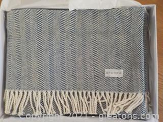 New Sferca Throw Blanket