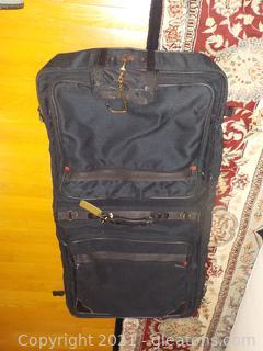 Black Hanging Clothes Travel bag